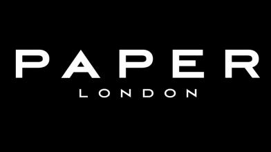 Scott Wilson x PAPER LONDON AW11
