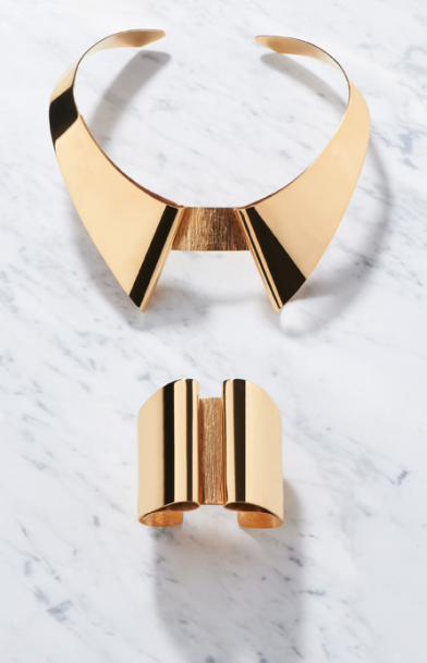 Capsule jewellery collection Scott Wilson x JAEGER London A/W12